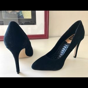 Dolce Vita Mika heels black size 7